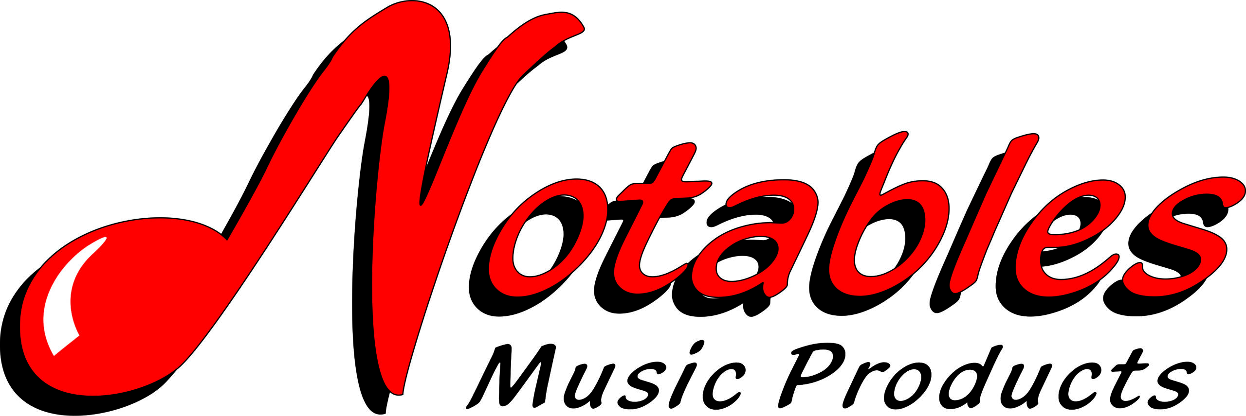 Notables Music Products